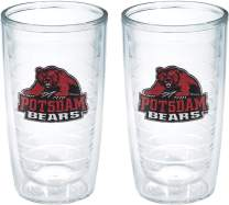 Tervis State University NY Potsdam Emblem Tumbler (Set of 2), 16 oz, Clear - 1086523