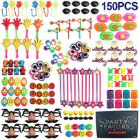 Carnival Prizes- Kids birthday party favors 150PCS pinata filler toys prize box toys for classroom