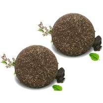 Meeyeet Organic Grey Reverse Shampoo Bar ,Essence Hair Darkening Shampoo Soap for Repair hair, moisturize hair ,Treated Dry Damaged Hair (2pcs)