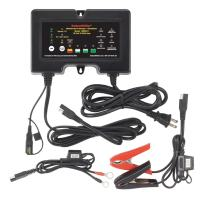 BatteryMINDer 128CEC1: 12 Volt-2/4/8 AMP Battery Charger, Battery Maintainer, and Battery Desulfator