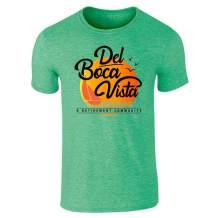 Del Boca Vista Retirement Community 90s Graphic Graphic Tee T-Shirt for Men