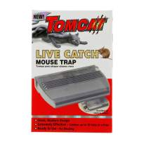 Tomcat Live Catch Mouse Trap (Multiple Mouse Size)