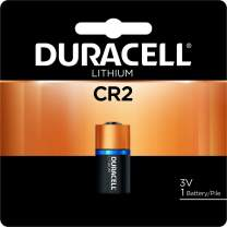 Duracell - CR2 3V Ultra Lithium Photo Size Battery - long lasting battery - 2 count