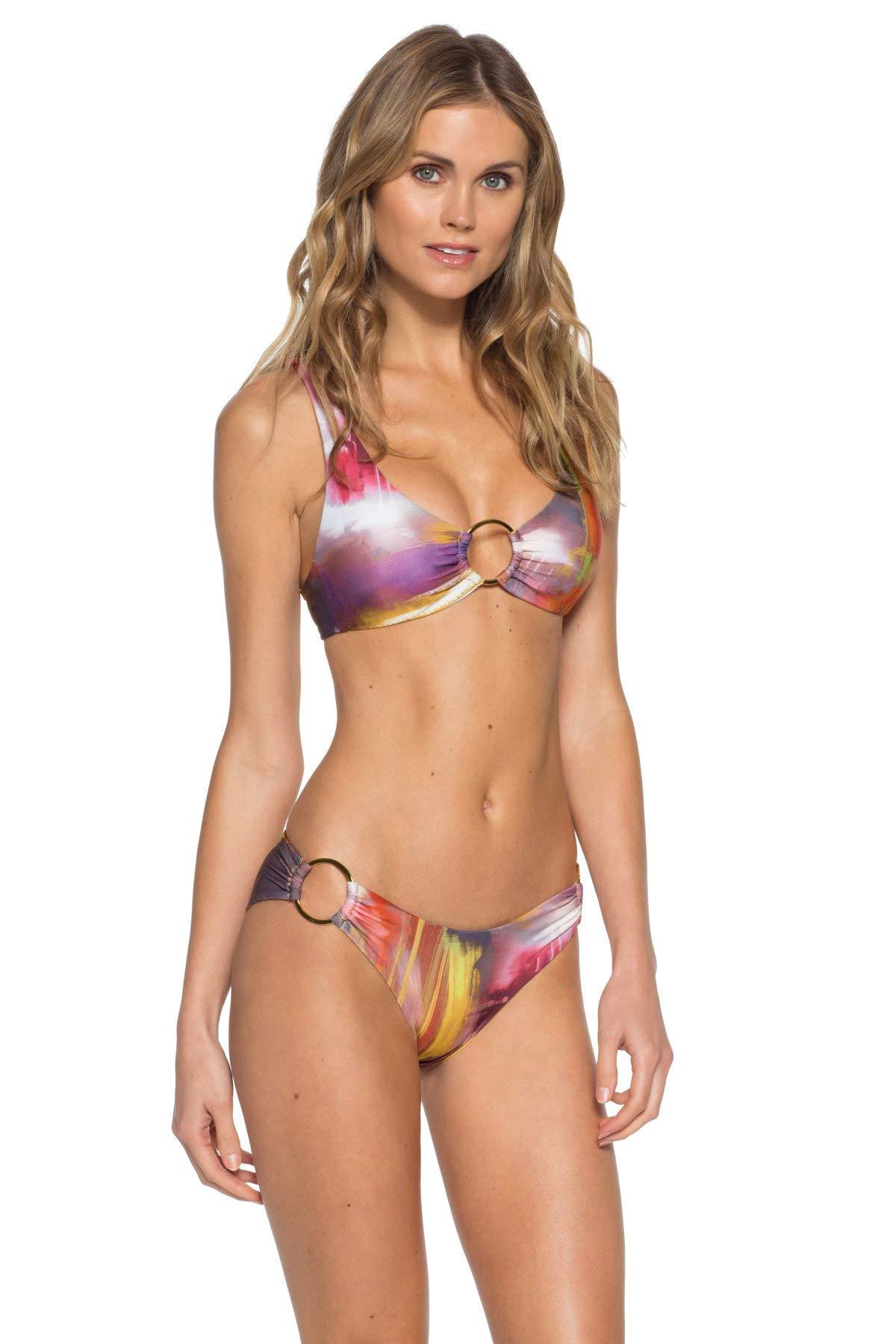 Becca by Rebecca Virtue Women's Maestro Classic Bikini Top