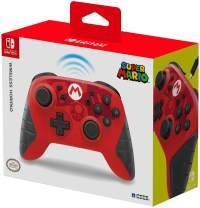 Nintendo Switch USB-C Wireless HORIPAD (Mario) By HORI - Officially Licensed By Nintendo