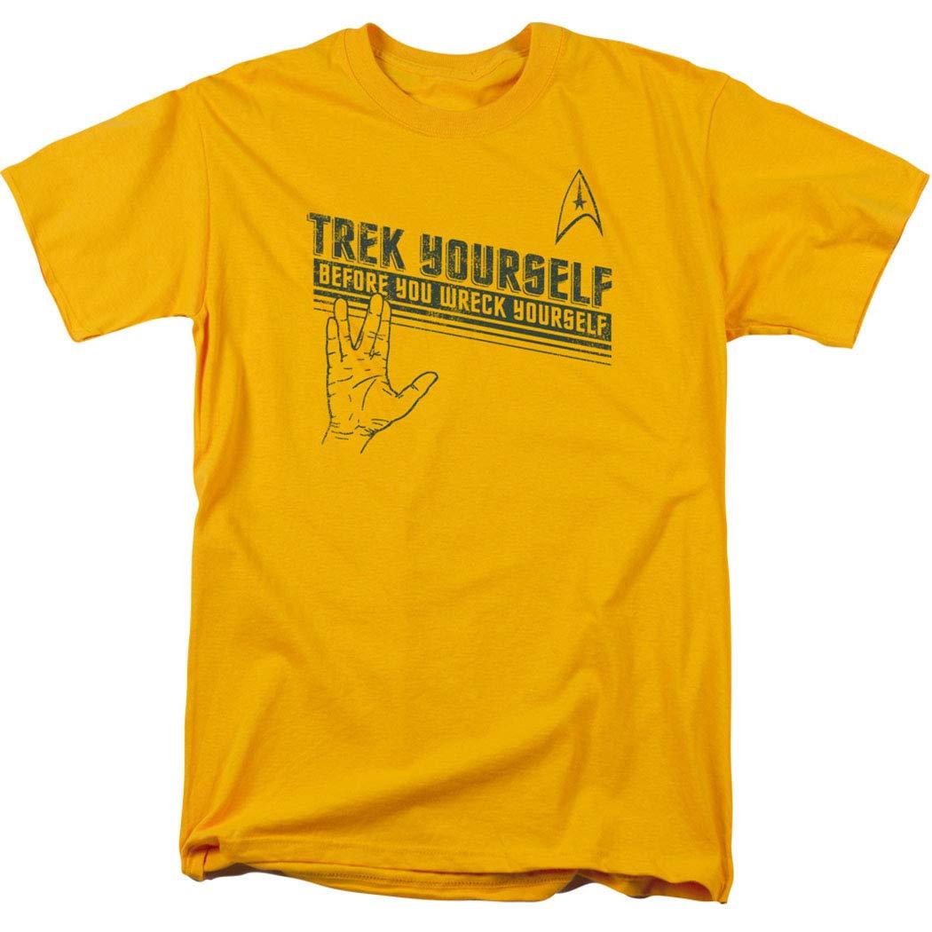 Star Trek Vulcan Salute T Shirt