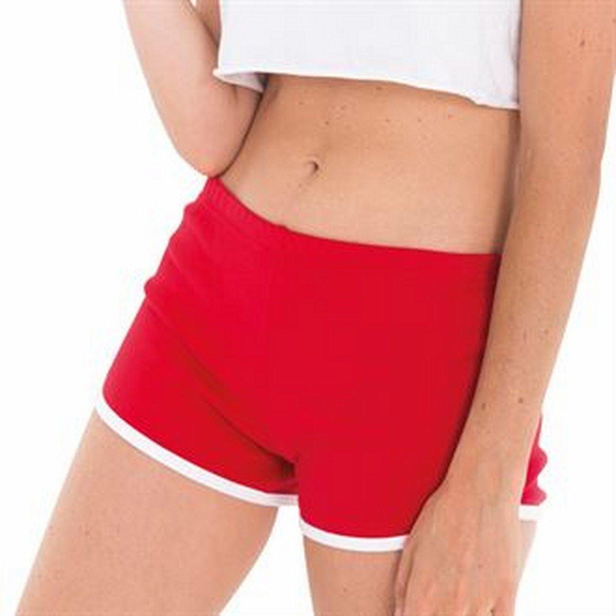 American Apparel Women's Interlock Running Short