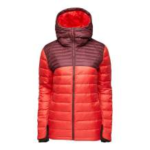 Flylow Women's Betty Down Jacket - Ultralight 800 Fill Goose Down Water Resistant and Packable