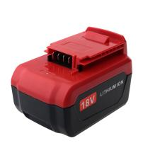 Biswaye Cordless Power Tools Replacement Lithium Ion Battery for Porter Cable PC18B PC18BL PC18BLX 18Volt 4.0Ah