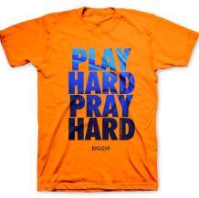 Kerusso Play Hard T-Shirt