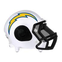 NFL Officially Licensed Football Helmet Portable Bluetooth Speaker by Nima Athletics - LA Chargers (Small)