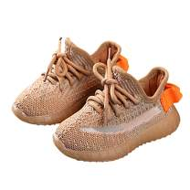 WZRUISEN Kids Shoes Toddler Running Sneakers Boys Girls Sports Shoes Breathable Casual Shoes for Children School Wear