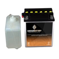 YB14A-A2 High Performance - Maintenance Free - Conventional Motorcycle Battery