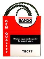 Bando TB077 Precision Engineered Timing Belt
