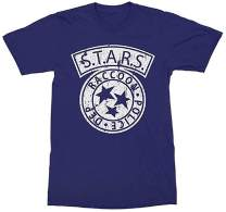 S.T.A.R.S. Vintage Shirt Raccoon City Police