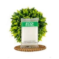 ECO Amenities Individually Wrapped Green Tea Scent 1 ounce Cleasing Soap, 50 Bars per Case; MUST Item for Hospitality Use
