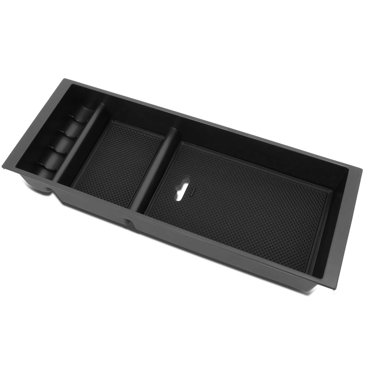 DNA Motoring ZTL-Y-0073 Factory Style Center Console Organizer Tray Storage Box Replacement