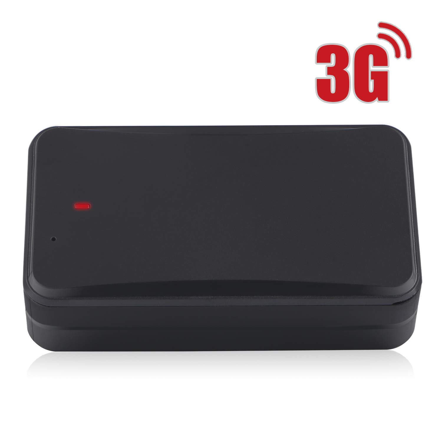 MiCODUS Car GPS Tracker, 10,000mAh Rechargeable Battery Anti-Thief 3G Mini GPS Tracker Real-time Tracking for Vehicles/Motorcycle/Bicycle/Kids/Wallet/Documents/Bags with Free APP(3G/2G SIM is Needed)