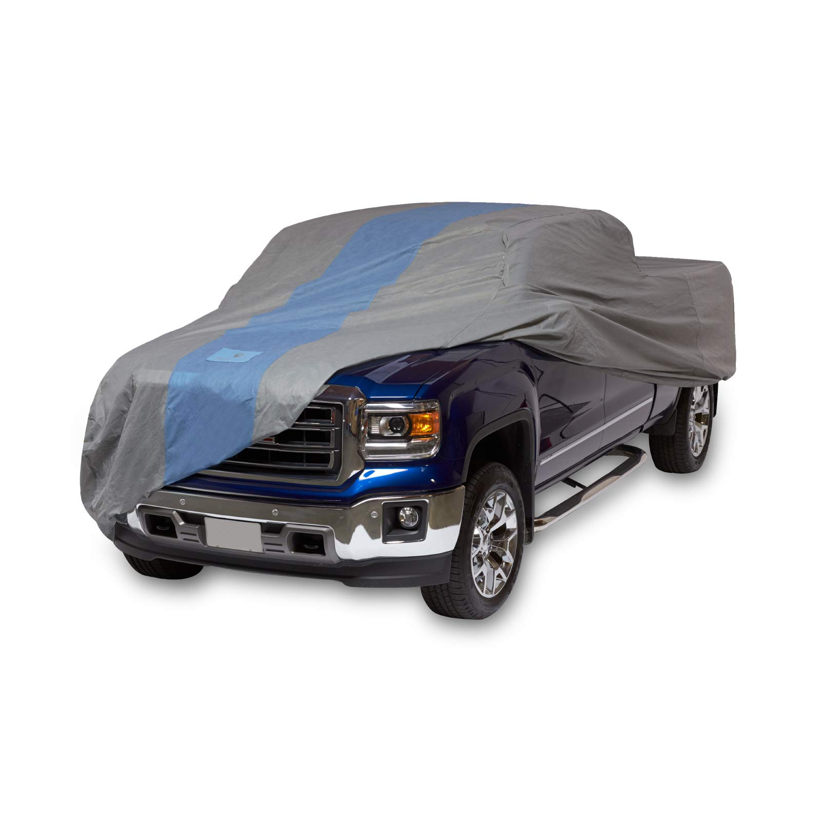 """Duck Covers Defender Pickup Truck Cover for Extended Cab Standard Bed Trucks up to 20' 9"""""""