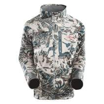 Sitka Gear Men's Mountain Windstopper Water Repellent Jacket