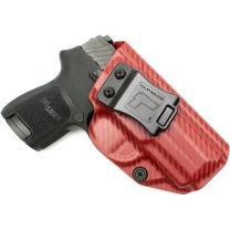 Tulster IWB Profile Holster in Right Hand fits: Sig P320SC 9mm/.40