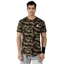 Extreme Pop Men's UK Cotton Crew Neck Short Sleeve Camouflage T-Shirt Big Sale in Last Week