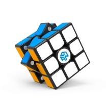 GAN 356 X Speed Cube 3x3 Stickered GAN356 X Magnetic Cube 3x3x3 Puzzle Cube(IPG v5, GES v3)