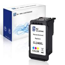BJ Remanufactured Ink Cartridge Replacement for Canon 246XL CL 246 XL (1 Color) Used in Canon PIXMA iP2820 MG2420 MG2520 2920 MG2922 MG2924 MX492 MX490 Printer