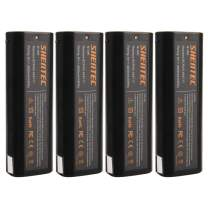 Shentec 4-Pack 3000mAh 6V Battery Compatible with Paslode 404717 B20544E BCPAS-404717 404400 900400 900420 900600 901000 902000 B20720 CF-325 IM200 F18 IM250 IM250A IM350A IM350CT PS604N, Ni-MH