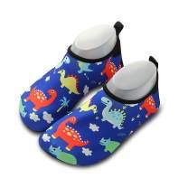 PWMENLK Toddler Kids Swim Water Shoes Quick Dry Non-Slip Water Skin Barefoot Sports Shoes Aqua Socks for Boys Girls Toddler