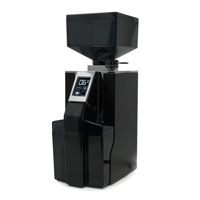 Eureka Mignon Brew Pro 55mm Flat Burr Touchscreen Coffee Grinder (Black/Black)