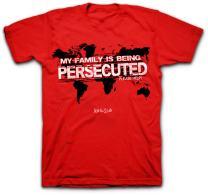 Kerusso Persecuted Church T-Shirt - Christian Fashion Gifts