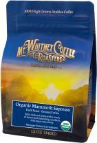 Organic Mammoth Espresso (Ground), 12oz