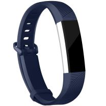 GOSETH Compatible with Ace Band, Ace Accessories Bands Watch Buckle Design Replacement Strap Compatible with Ace Fitness Tracker for Kids 8+ (Dark Blue)