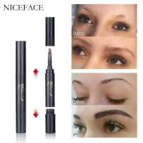 NICEFACE Eyebrow Extensions Eyebrow Gel Fiber Increase Cream Long Lasting Eyebrow Enhancer-The Most Natural Makeup Accessories For Women