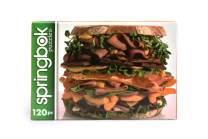 Springbok 120 Piece Jigsaw Puzzle Snack Stack