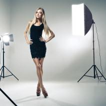 "Safstar Photography Softbox Lighting Kit 24""x16"" Socket Ligh Photo Portrait Studio Lighting Diffuser Soft Box Equipment (4 Softbox)"