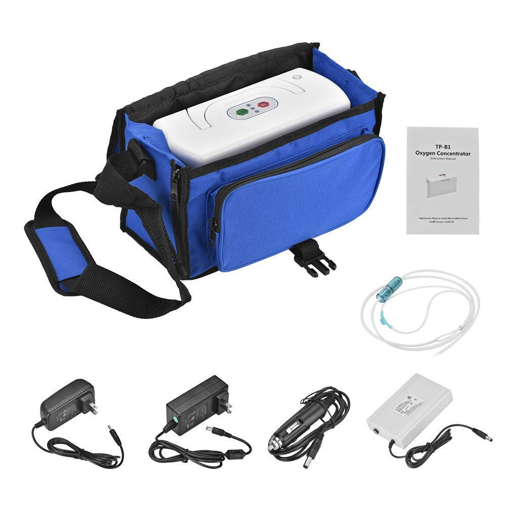 45dB Quiet Portable Oxgen Machie Concectrato for Home Travel Use-shipping fromus