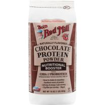 Bob's Red Mill Chocolate Protein Powder Nutritional Booster, 16 Ounce