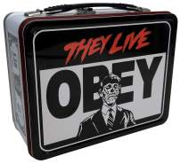 Factory Entertainment They Live Obey Tin Tote