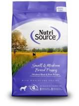 Tuffy's Pet Food Nutrisource Small Medium Puppy 5Lb