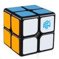 D-FantiX GAN 249 V2 M 2x2 Speed Cube Magnetic Gans 249 V2 M 2x2x2 Magic Cube Puzzle Black Core