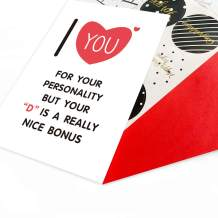 Funny Birthday, Anniversary, or Valentine's Day Card