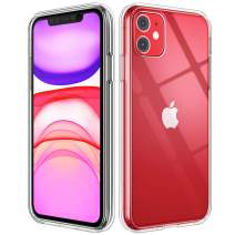 """Amuoc iPhone 11 Case, iPhone 11 Cases Clear 6.1"""" 2019 - Crystal Case"""