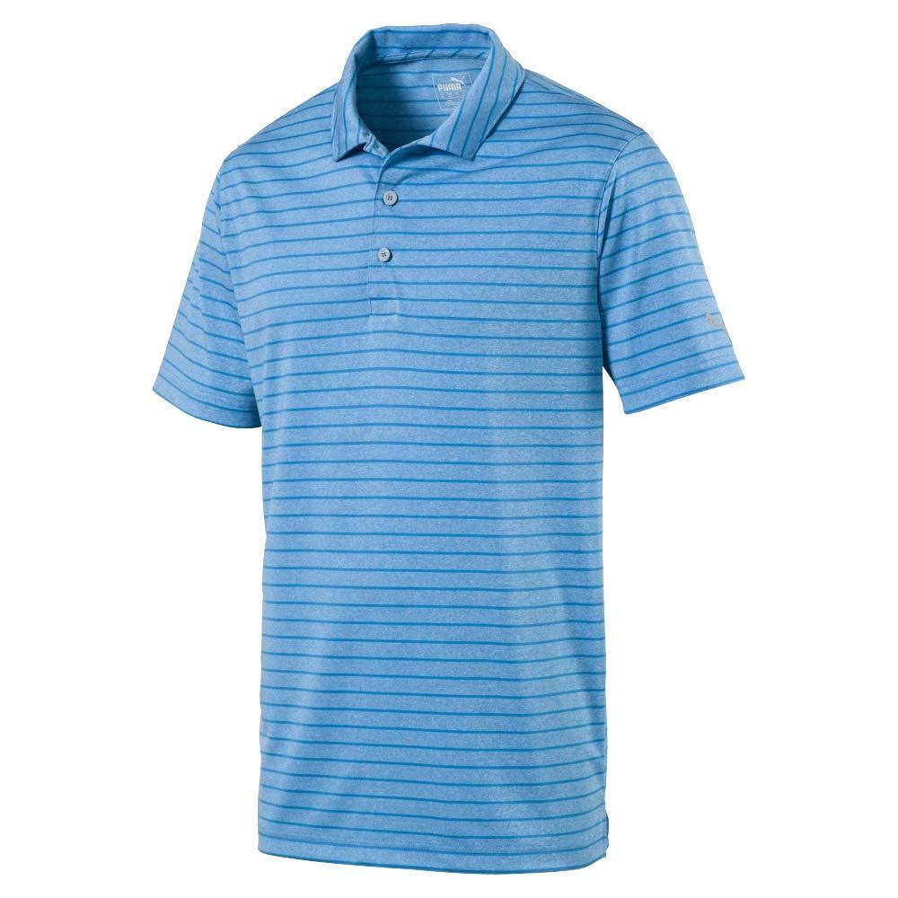 PUMA Golf 2019 Men's Rotation Stripe Polo