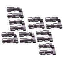 maXpeedingrods for Chrysler 440 Roller Lifters, Hydraulic Roller Lifter Camshaft Kit for Mopar Dodge Chrysler Big Block V8 383 400 413 426 440