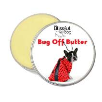 The Blissful Dog Bug Off Butter, Herbal Balm to Banish Biting Bugs from Your Dog
