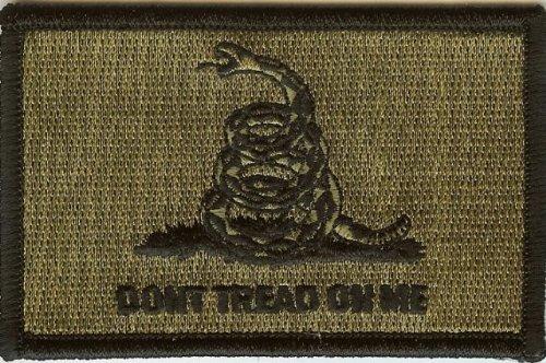 Condor Tac-Jacket & USA Flag & Dont Tread Patch - 3 Item-Bundle