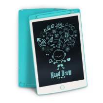 LCD Writing Tablet, Richgv 10 Inch Light Drawing Board for Kids, Doodle Board Kids Drawing Tablet Doodle Pad Blue