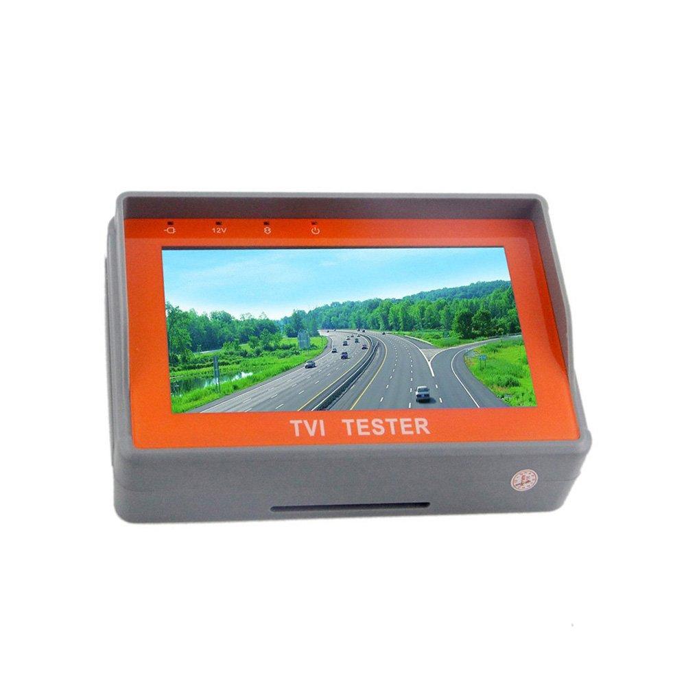 """Eoncore Portable Wrist 4.3"""" 720P 1080P TVI CCTV Camera Cam Video Test Monitor Tester 12V-Out (TVI)"""